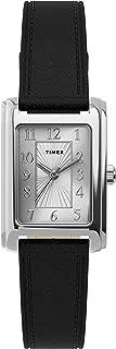 ساعة ميريدن للنساء بسوار من الجلد 21 ملم من تايمكس للنساء