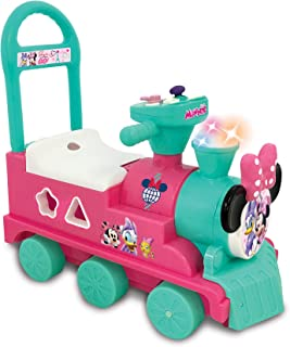 Disney Minnie Mouse Play n' Sort Activity Train