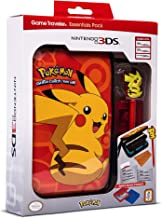 Officially Licensed NINTENDO 3DS™ GAME TRAVELER® Essentials Pack Compatible with New Nintendo 2DS™XL  New Nintendo 3DS™XL and  Nintendo 3DS™XL systems - PIkachu