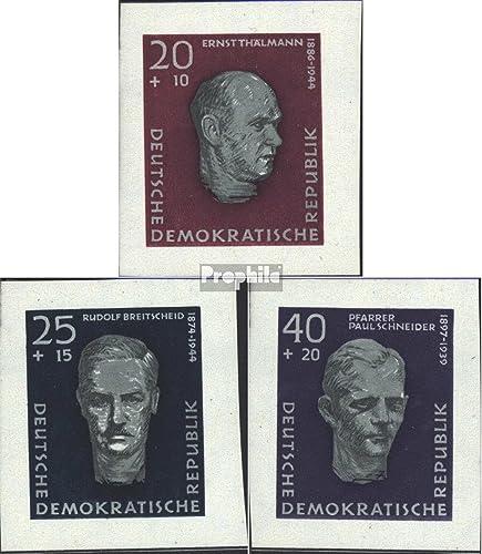 vendiendo bien en todo el mundo Prophila Collection Collection Collection DDR (RDA) 606B-608B (completa.edición) 1958 monumentos (sellos para los coleccionistas)  tienda en linea
