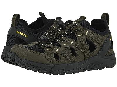 Merrell Kids Hydro Choprock Sieve (Toddler/Little Kid/Big Kid) (Gunsmoke) Boys Shoes