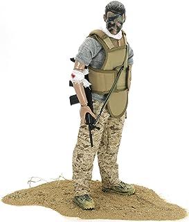 Baellar 12 '' Soldados Estadounidenses Fuerzas Especiales Figura de Acción Set-soldado herido