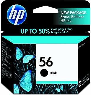 Best HP 56 | Ink Cartridge | Black | C6656AN Review