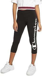 Champion 111538 KK001NBK Women's Leggings, Medium, Black