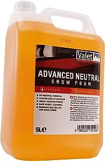 ValetPRO EC19 5L Advanced Neutral Snow Foam Autoshampoo, 5 L