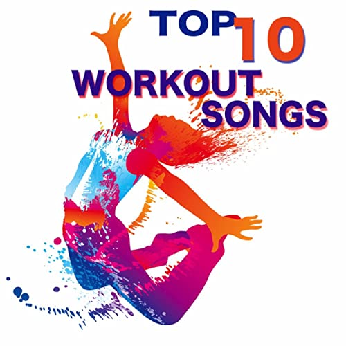 Top 10 Workout Songs - Electronic Music for Fitness, Drum