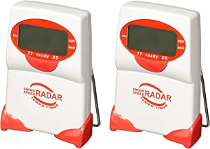 Sports Sensors Swing Speed Radar with Tempo Timer (Pack of 2)