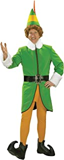Men's Buddy The Elf Deluxe Costume
