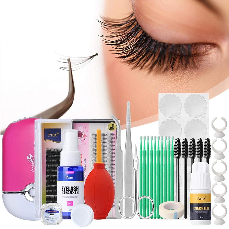 Eyelash Year-end annual account Extension Ranking TOP17 Kits Grafting Women Professional Eyelashes Set