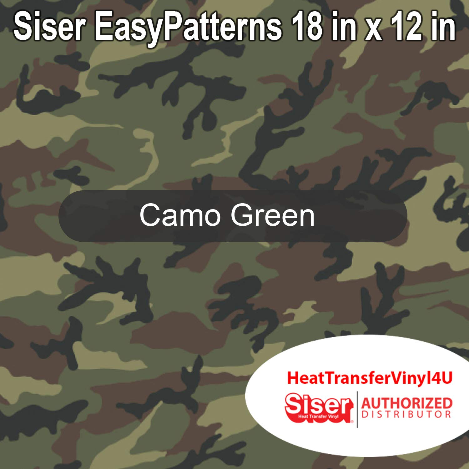 """Camo Star Applique Patch Woodland Camouflage 2/"""" 3-Pack, Iron on"""