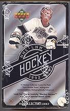 1992 93 upper deck hockey box