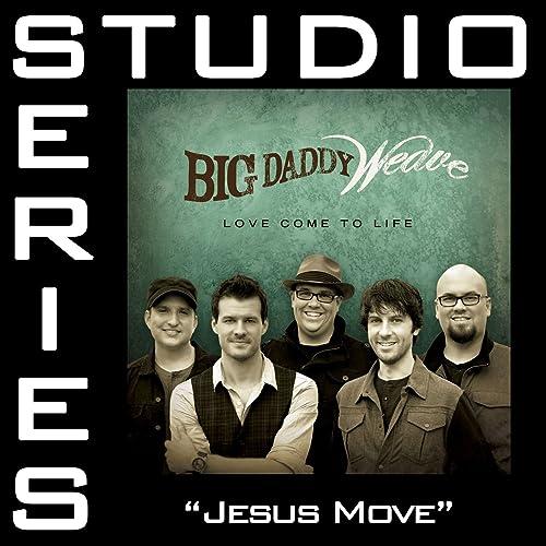 Jesus Move Original Key With Background Vocals