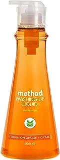 Method Clementine Washing-Up Liquid, 532 ml (Pack of 6)