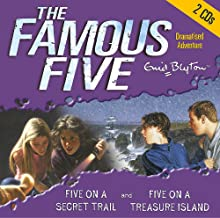 Famous Five: Five On Treasure Island & Five On a Secret Trail