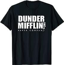 The Office Dunder Mifflin Comfortable T-Shirt - Official Tee