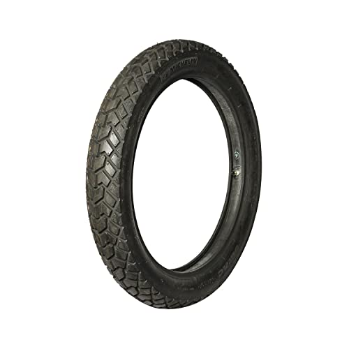 Michelin Sirac Street 3.50-19 63P Tube-Type Bike Tyre, Rear
