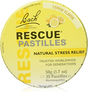 Bach Rescue Remedy Pstlls Lmn, 12 pack