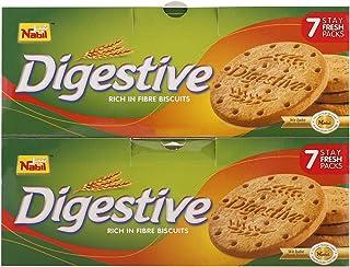 Nabil Digestive Biscuit, 2 x 300 gm