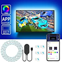 Minger 7-Ft. LED Strip Lights for TV with APP