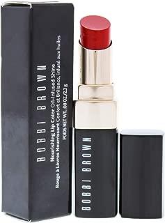 Bobbi Brown Nourishing Lip Color Poppy for Women, 0.08 Ounce
