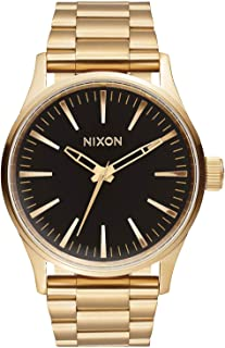 Nixon Womens Analogue Quartz Watch with Stainless Steel Strap A4501604