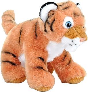 Wild Republic Tiger Baby Plush Soft Toy, Cuddlekins Cuddly Toys, Gifts for Kids 20 cm
