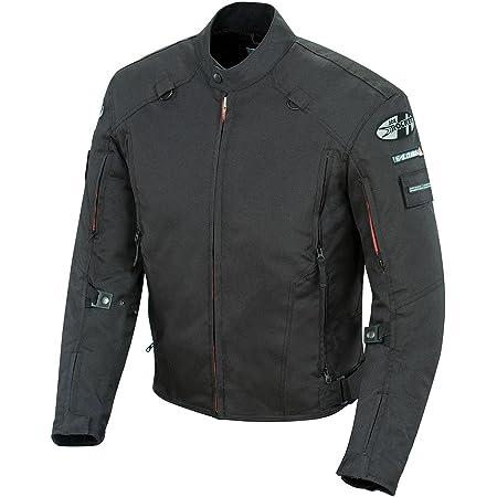 Joe Rocket Men's Recon Military Spec Jacket (Black, Large)