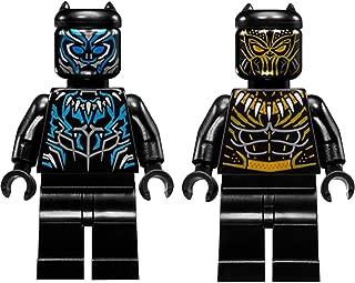 LEGO Super Heroes: Black Panther and Erik Killmonger