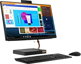 "Lenovo 24"" FHD (1920 x 1080) IPS Touchscreen All-in-One Ideacentre A540 with AMD Qaud Core Ryzen 5 3400GE Processor up to ..."