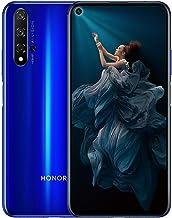 "Honor 20 (128GB + 6GB RAM) 6.26"" HD 4G LTE GSM Factory Unlocked Smartphone - 48MP Quad Main..."