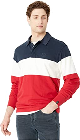 Navy/White/Red