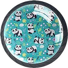 Lade handgrepen trekken voor huis keuken dressoir garderobe, Panda's
