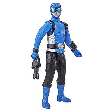 """Power Rangers Beast Morphers Blue Ranger 12"""" Action Figure"""