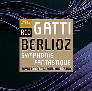 ベルリオーズ : 幻想交響曲 (Berlioz : Symphonie Fantastique / Gatti & Royal Concertgebouw Orchestra) (2016 Live) [SACD Hybrid] [輸入盤] [日本語帯・解説付]