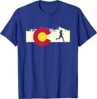 colorado running shirt