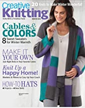 CREATIVE KNITTING Cables & Colors - MAGAZINE, WINTER 2018