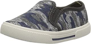 Carter's Kids Boy's Damon7 Camo Print Casual Loafer