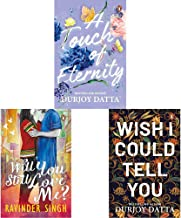 A Touch of Eternity+Will You Still Love Me?+Wish I Could Tell You(Set of 3books)