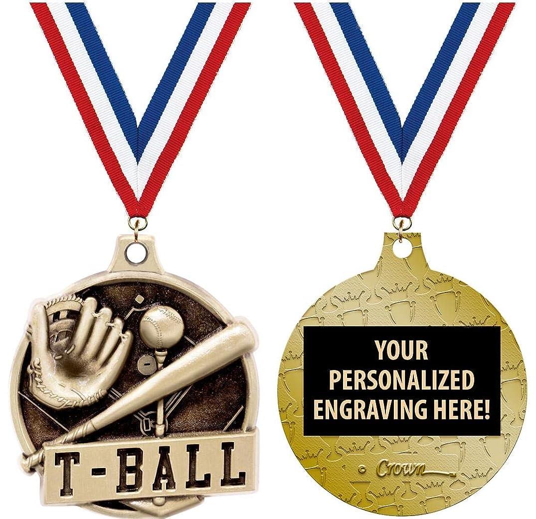 T-Ball Medals - 1 1/2