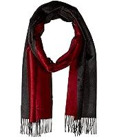 Salvatore Ferragamo - Doubler Silk Scarf - 525501