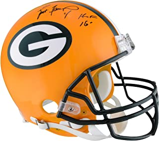 Brett Favre Green Bay Packers Autographed Riddell Pro-Line Helmet with