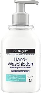 Neutrogena Zeep, handwaslotion, hydraterend, bestrijdt bacteriën, voor zeer droge handen, 300 ml