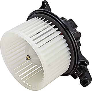 Replacement AC Heater Blower Motor with Fan - Fits 2009-2017 Ford Expedition, 2009-2014 Ford F-150, 2009-2017 Lincoln Navigator - Replaces CL1Z19805A, Motorcraft MM1094, PM9364, 75873, 700237 - AC Fan