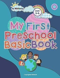 My First Preschool Basic Book