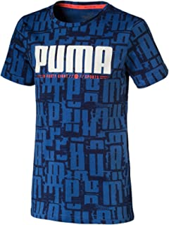 Puma Active Sports AOP Shirt For Kids