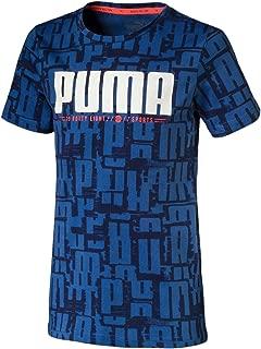 PUMA Kids Active Sports AOP TEE