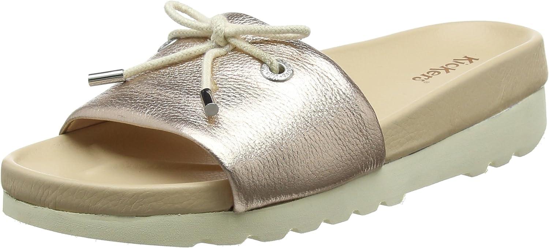 Kickers Women's Karah Slide Open Toe Sandals