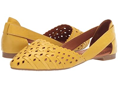 Spring Step Delorse (Yellow) Women