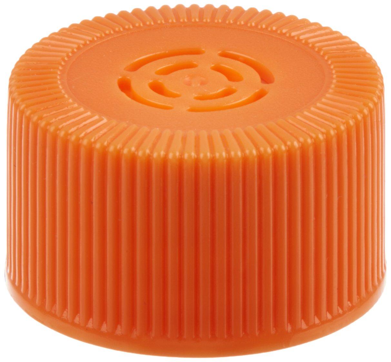 Corning 3969 Polyethylene Black Vented Cap 1 year warranty O. D 33mm Cheap SALE Start Case Neck