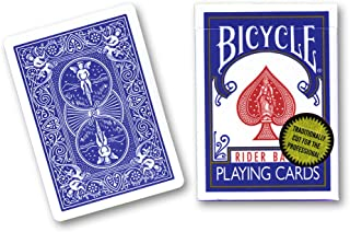 MMS Bicycle Playing Cards (Gold Standard) - Blue Back by Richard Turner - Trick